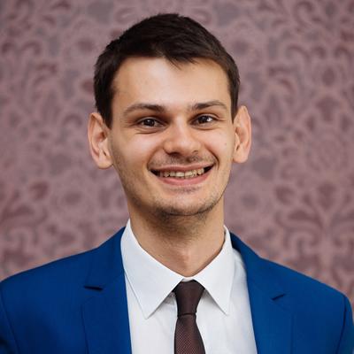 Dr. Volodymyr Koman